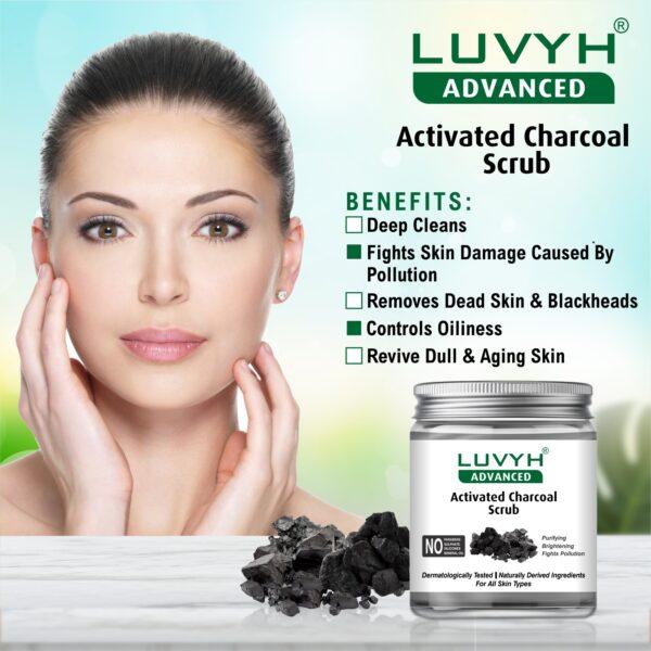 luvyh face scrub